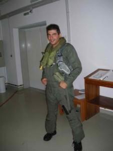 Γιατρός στην πολεμική αεροπορία