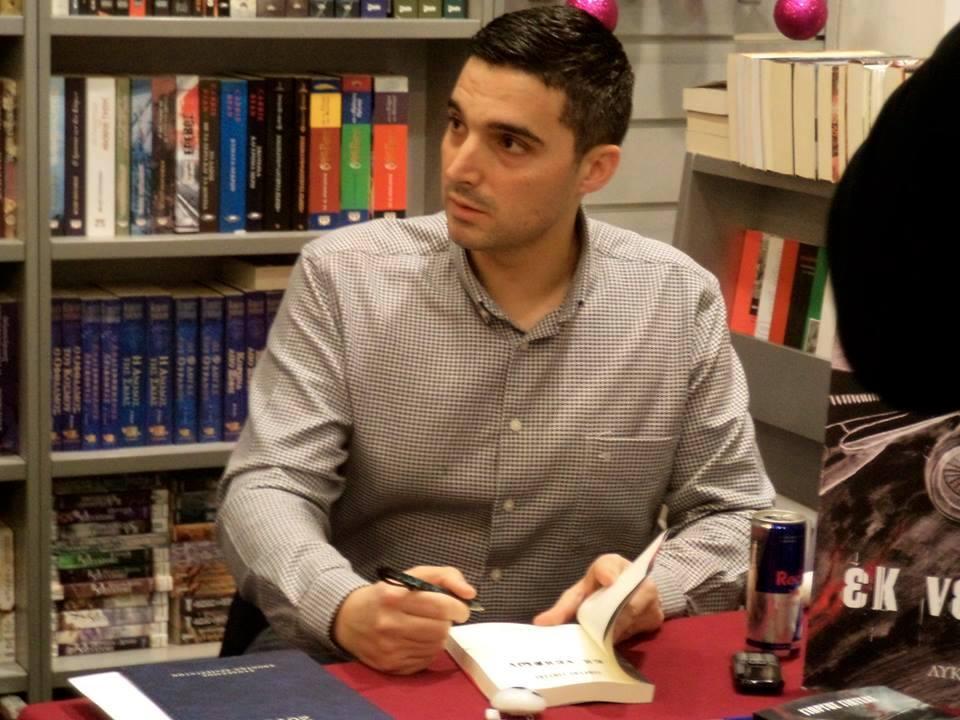 Συνέντευξη με τον συγγραφέα Γιώργο Γιώτσα