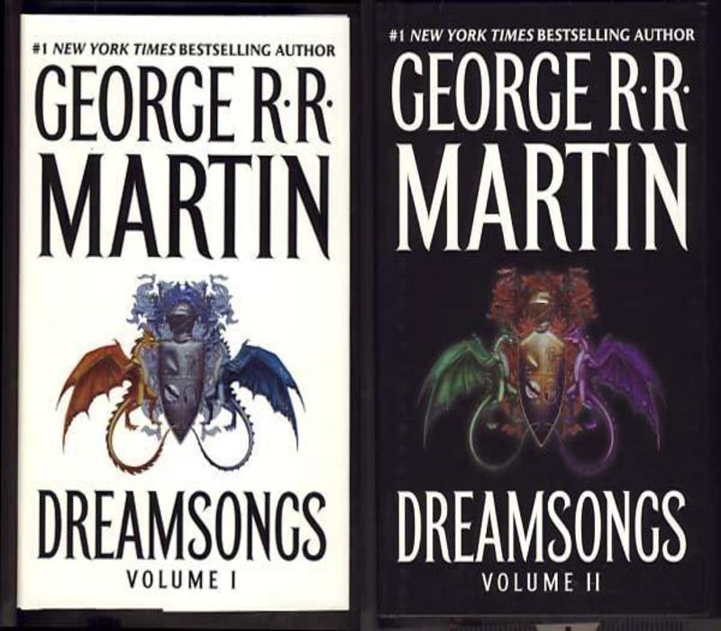 George R. R. Martin: Τα άγνωστα έργα