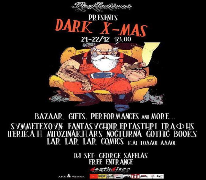 Dark X-Mas by Reflections At Death Disco