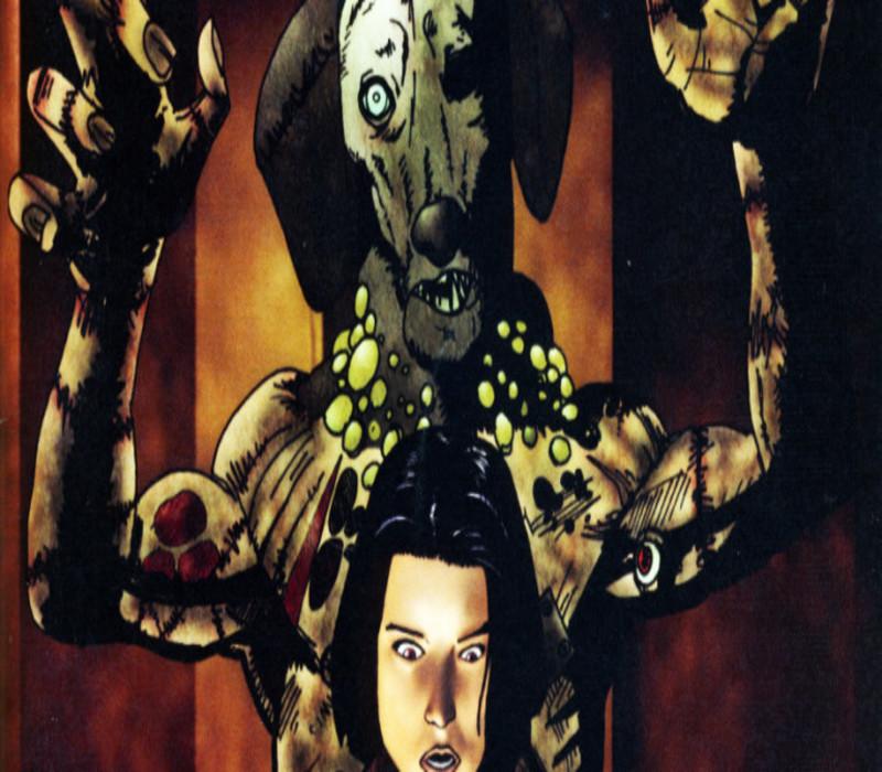 5 ευρωπαϊκά κόμιξ τρόμου