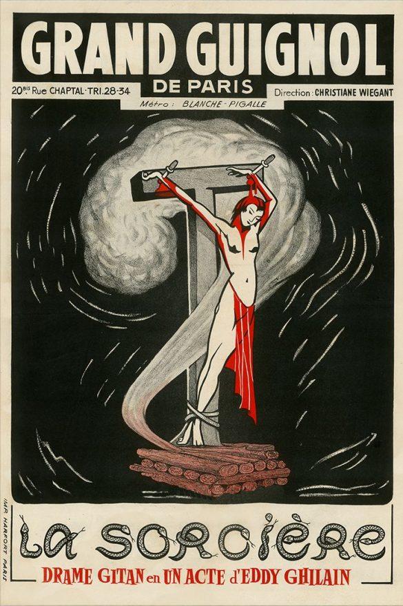 Théâtre du Grand-Guignol: Τα αιματοβαμμένα θεάματα μιας άλλης εποχής