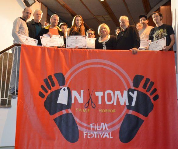 Τελετή Λήξης του 2ου Διεθνούς Φεστιβάλ Κινηματογράφου  «Ανατομία Εγκλήματος και Τρόμου»