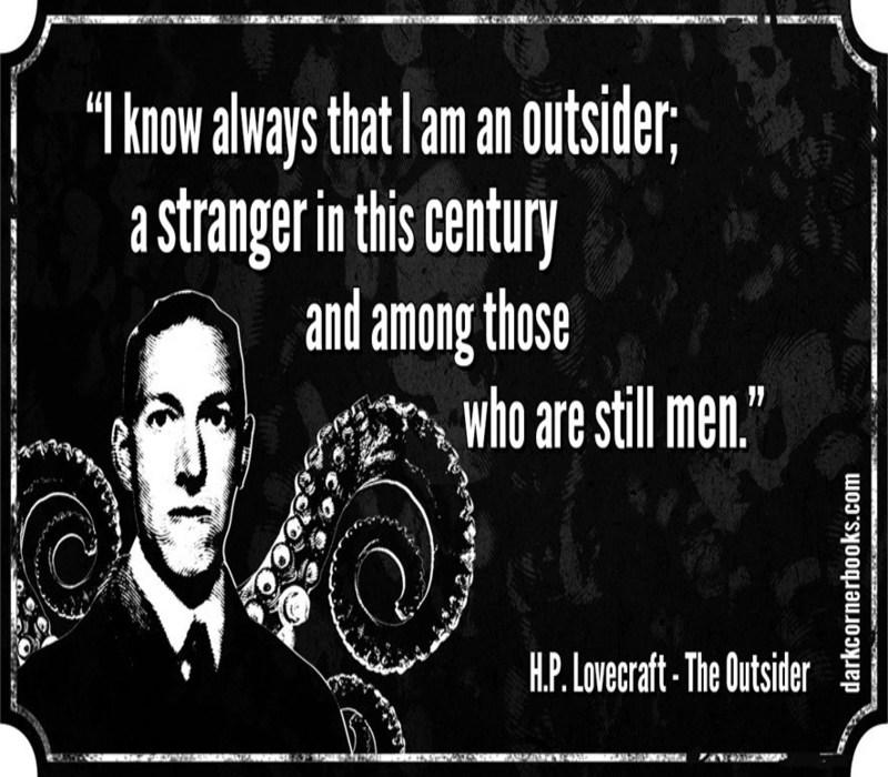 Οι επιστολές του H.P. Lovecraft: είναι όντως φασίστας, μισογύνης και ρατσιστής;