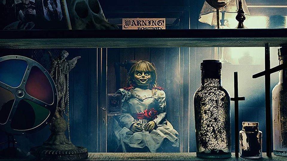 Δείτε το νέο trailer του «Annabelle Comes Home»