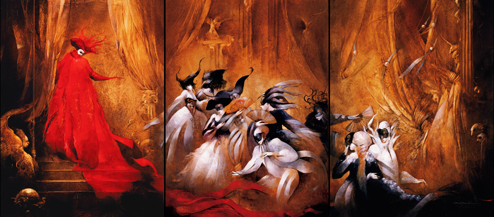 Μια Μάσκα στη σκηνή της Όπερας