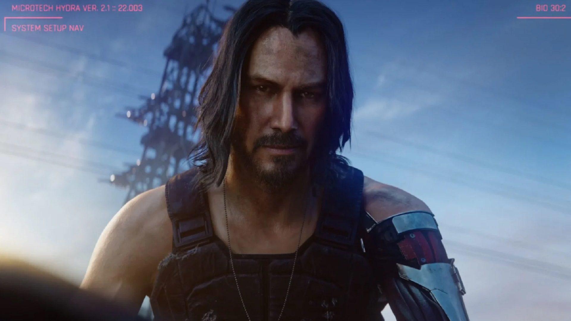 Cyberpunk 2077: Ο Keanu Reeves γίνεται χαρακτήρας videogame