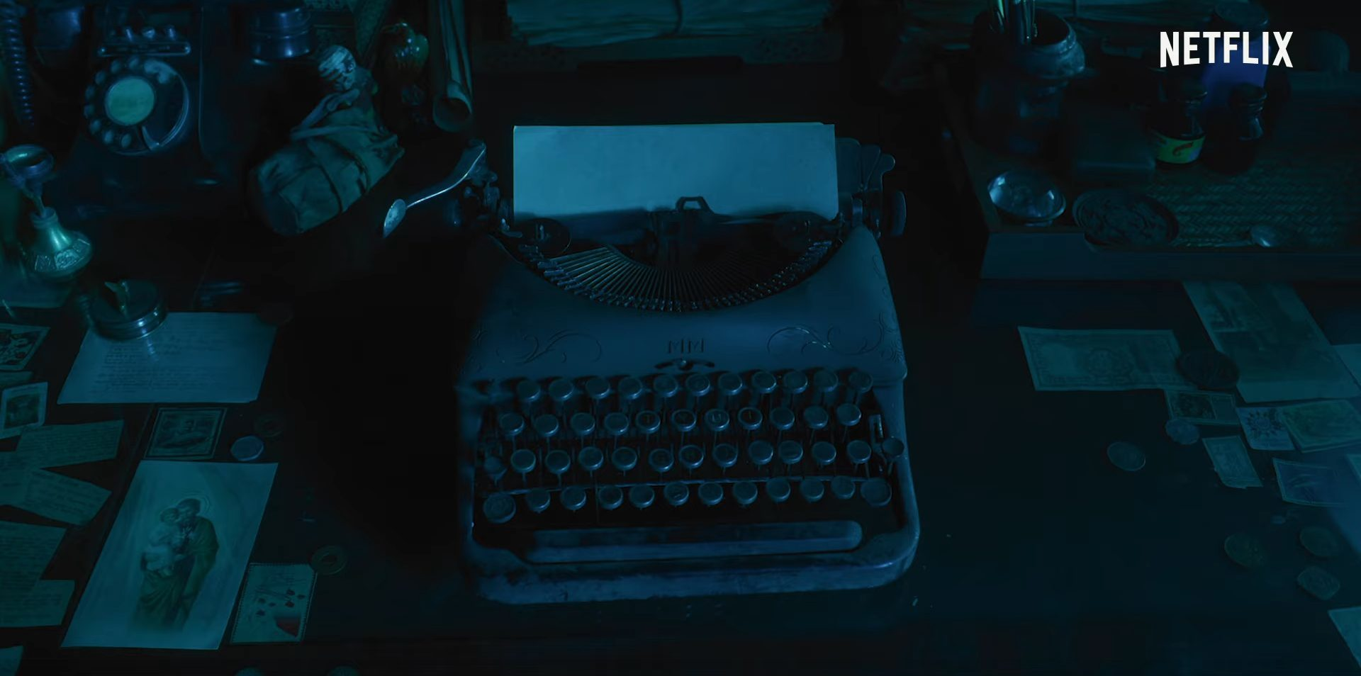 """Typewriter"": Νέα Mini Σειρά με Φαντάσματα από την Ινδία"