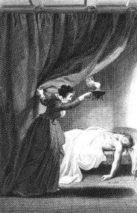 Εικονογράφηση από την επανέκδοση του βιβλίου το 1803
