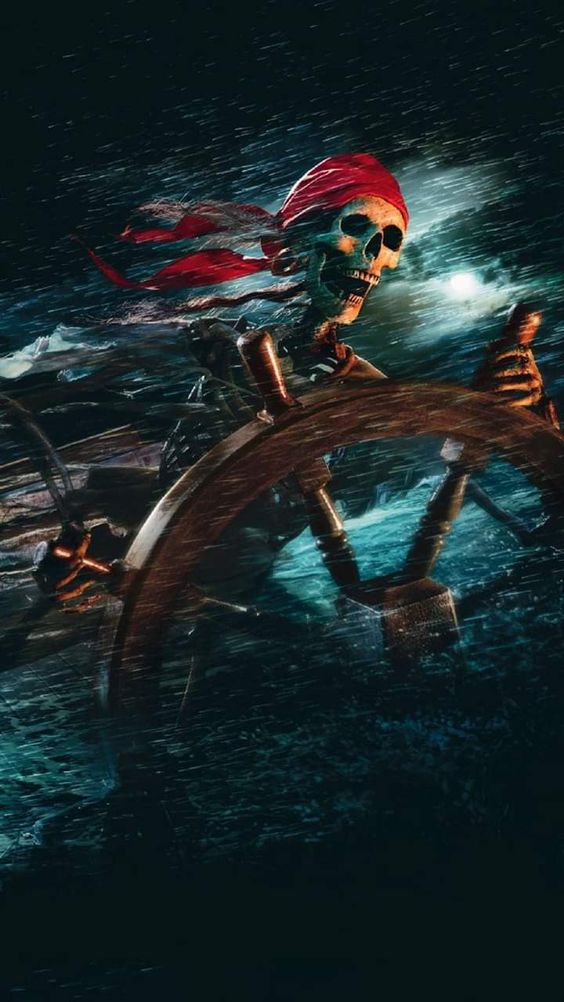 Disney Halloween wallpapers Pirates of the Caribbean