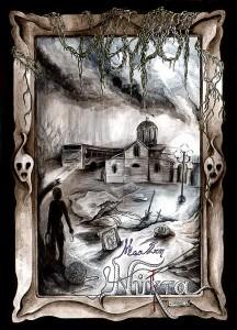 Book Cover: Ψίθυροι μέσα στη Νύχτα
